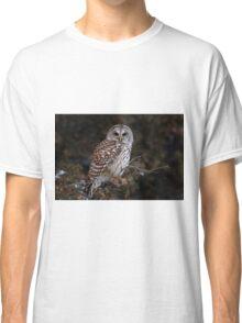 Barred Owl - Kanata Classic T-Shirt
