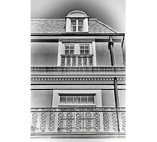 New Orleans Iron Scrollwork Photographic Print