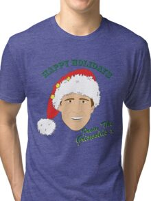 Happy Holidays from The Griswolds! Tri-blend T-Shirt