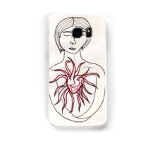 Mutant heart Samsung Galaxy Case/Skin