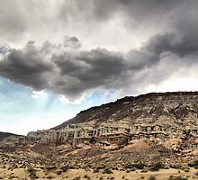 Red Rock Canyon State Park by Liam Wolff