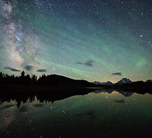 The Milky Way at Oxbow Bend by Ryan Wright