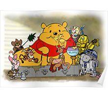 Winnie the Hutt Poster