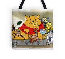 Winnie the Hutt Tote Bag