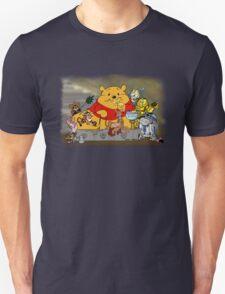 Winnie the Hutt Unisex T-Shirt