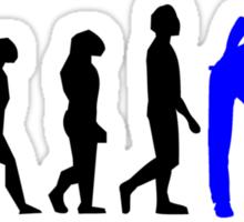 Billiards Evolution Sticker