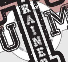 Ace Trainer Alumni Sticker