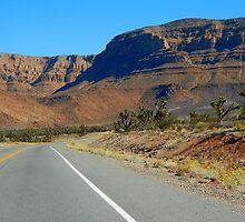 Road To Canyon by ArtByRuta