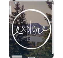Explore Oregon iPad Case/Skin