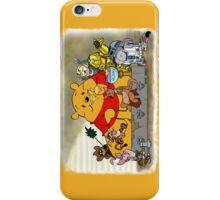 Winnie the Hutt iPhone Case/Skin