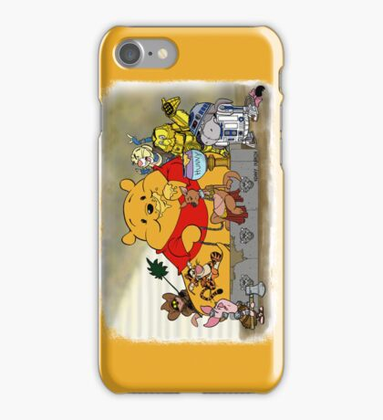 Winnie the Hutt iPhone Case/Skin