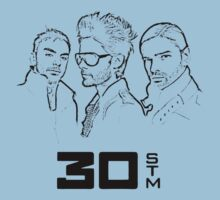 30 Seconds to Mars by Damn-Murphy
