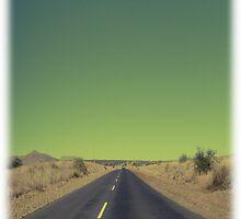 Namibia - the road by MissMari