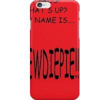 Hey Bros PEWDIEPIE iPhone Case/Skin