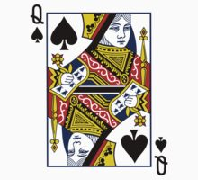 Queen Of Spades by ZedEx