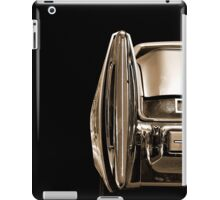 Rear (sepia) iPad Case/Skin