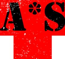 MASH Sticker