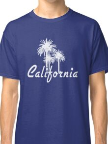California Palm Trees Classic T-Shirt