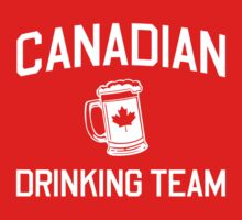 Canadian Drinking Team by whereables