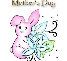 Mother's Day Bunny by jkartlife