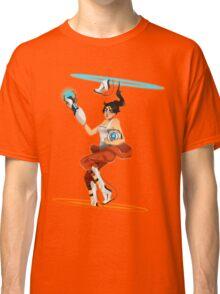 Portal 2 fanart  Classic T-Shirt