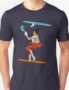 Portal 2 fanart  Unisex T-Shirt