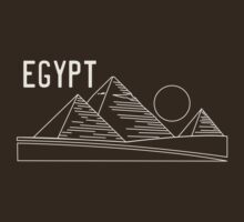 Egypt Pyramids by whereables