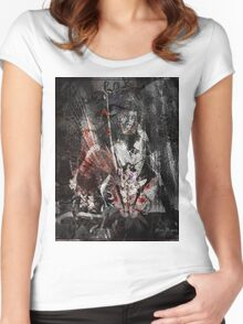 insect Women's Fitted Scoop T-Shirt