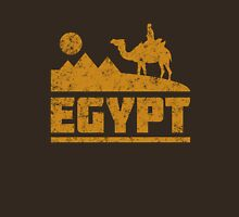 Egypt Pyramids and Camel Unisex T-Shirt
