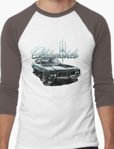 Vintage Olds 442 Men's Baseball ¾ T-Shirt