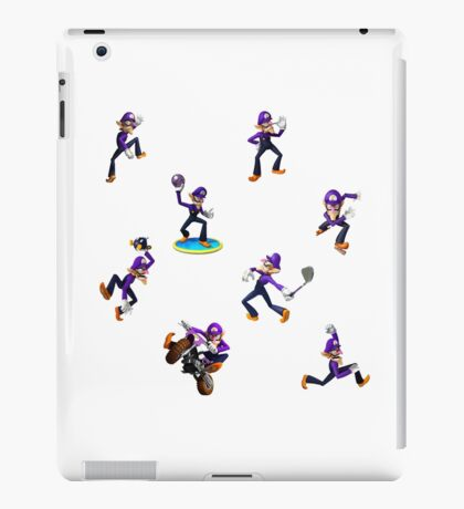 Girls, hit your WALUIGI iPad Case/Skin