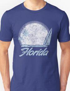 Florida Sailing Sunset T-Shirt
