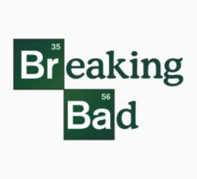 breaking bad logo by rbslave1