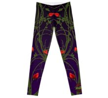 Wild Rose leggings Leggings