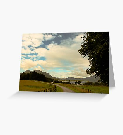 Killarney National Park Greeting Card