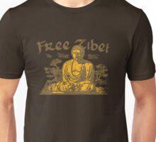 Free Tibet Statue Unisex T-Shirt
