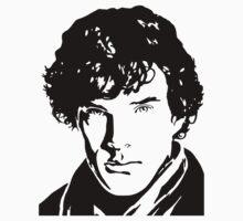 Benjamin Cumberbatch Sherlock Holmes by RebeccaAmyDykes
