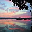 Sunrise On The Lake by tvlgoddess