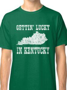 Getting Lucky in Kentucky Classic T-Shirt