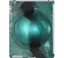Green Cavern Reflections iPad Case/Skin