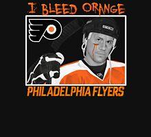 I Bleed Orange Unisex T-Shirt