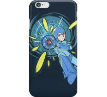 Megaman Megaman! iPhone Case/Skin