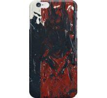textures overlap (1) iPhone Case/Skin