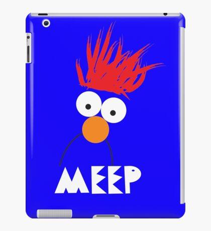 Beaker MEEP iPad Case/Skin