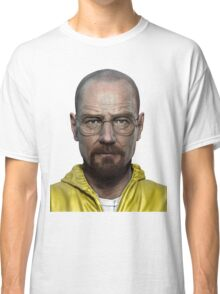 walter white head breaking bad Classic T-Shirt