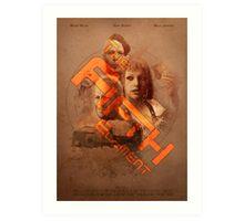 The Fifth Element No. 2 Art Print