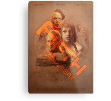 The Fifth Element No. 2 Metal Print