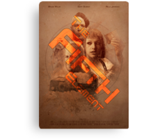 The Fifth Element No. 2 Canvas Print