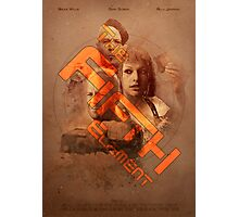 The Fifth Element No. 2 Photographic Print