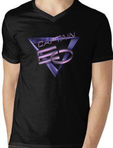 Captain EO Mens V-Neck T-Shirt